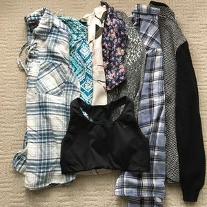 MYSTERY BOX Size Med. - 8 Woman's Clothing Items!